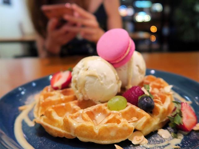 Horffles - $14.90 Cannot remember when was the last time I had waffles.