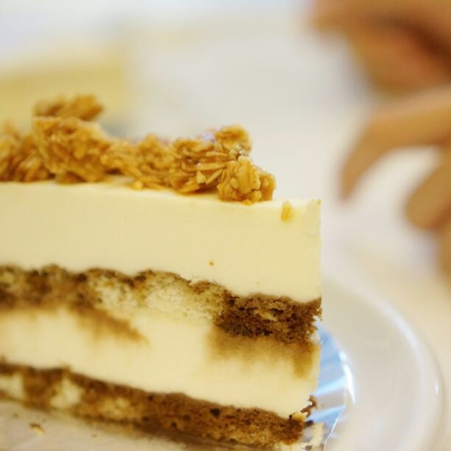 Found Out About This Fluffy Tiramisu In Food Foundry?