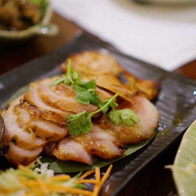 Will You Travel A Thousand Miles For BBQ Pork Neck?