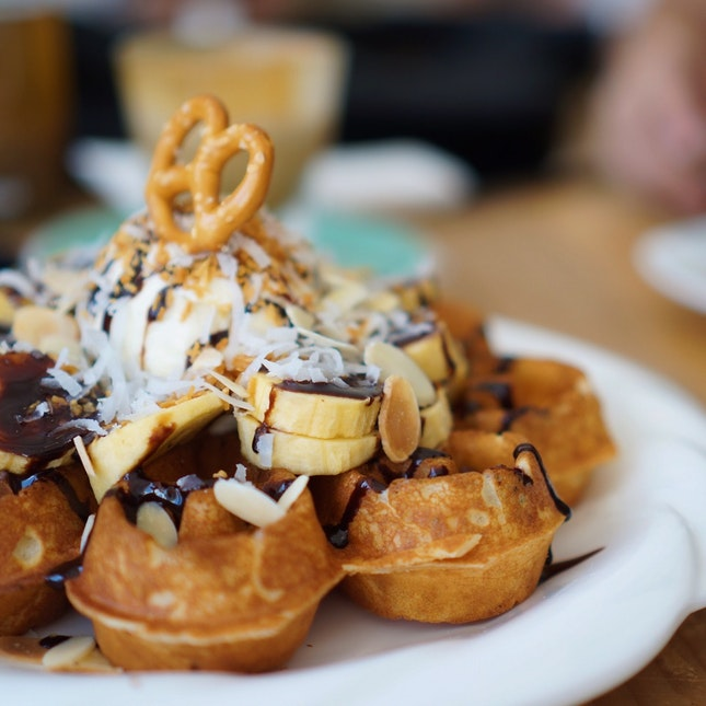 To Waffle? Or To Pancake? That Is The Question?