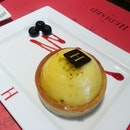 Had tea earlier at Hediard today and tried their lemon tart !