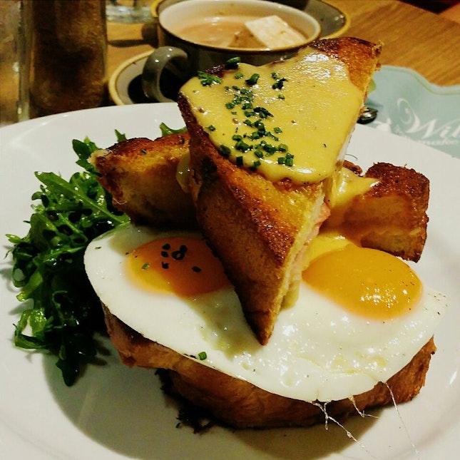 Parisienne Breakfast @ Wild Honey