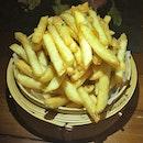 Truffle Fries @ Seasons Bistro