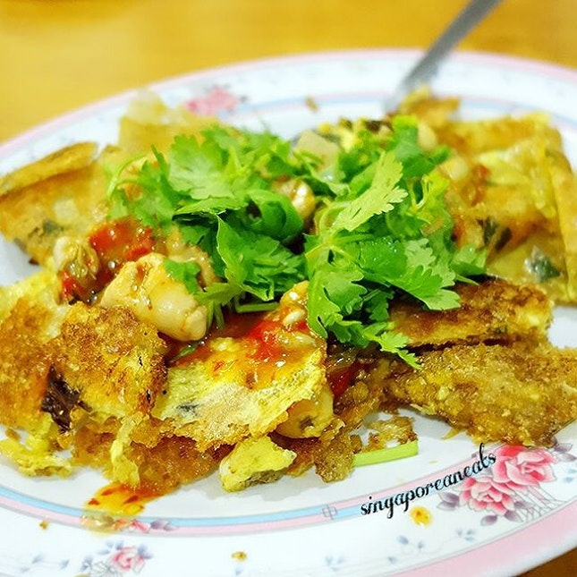 Do you like orh luat (oyster omelette)?