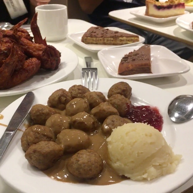 Ikea Food Comfort Food
