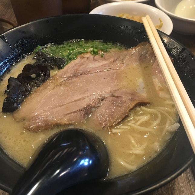 Tonkotsu Ramen ($10.80)