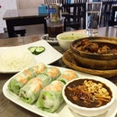 Vietnamese breakfast @ Kepong.