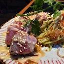 Yoyoki Tuna Tataki (RM26) is one of my favourite dish from @kaijucompany.