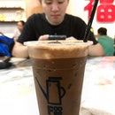 MK ice - RM4.50, super gao coffee+Choco drink, originated from Pusing, Perak.