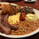 Big Breakfast Again!