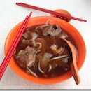 Middle Road Pork Rib Prawn Mee (Jalan Besar)
