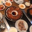 Kimchi Pancake, BBQ