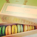Highly raved macarons that those with a sweet tooth like me are bound to have tried.