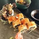 Saturday night sushi 🍴🍶❤️ #fukuya #fukuyakl #dindins #weekendfun