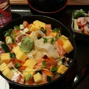 Chirashi Don Lunch Set