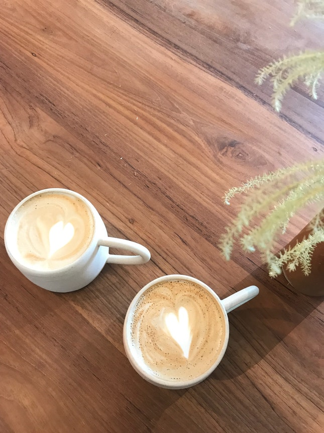 Latte At Second Home