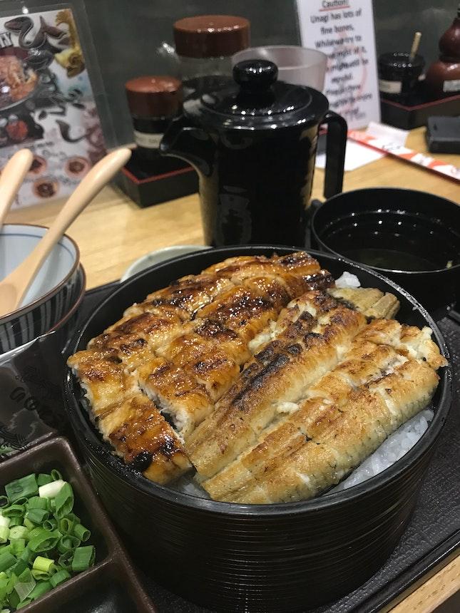 Large Hitsumabushi