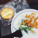 Porridge And Egg Tart