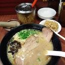 Tonkotsu Ramen Delicious
