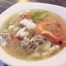 A.S. Seafood Soup (Bedok)