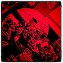 Super #crowded #dumdum #restaurant on a #weekend #breakfast #sunday in #Puchong
