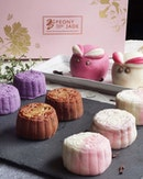 🌙Over the moon with these award-winning festive mooncakes from @peonyjadesg!