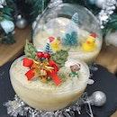 🔮X'mas MATCHA Wonderland Globe Cakes?!