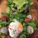 Avocado And Eggs On Sourdough