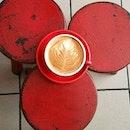 Coffee flower??🌺 #coffeegram #coffeetime #coffeeaddict #lovecoffee #friendsovercoffee #livelovecoffee #allthingscoffee #burpple #sgblogger #cafesg