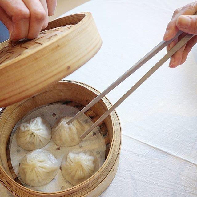 Always adored these xiao long bao.