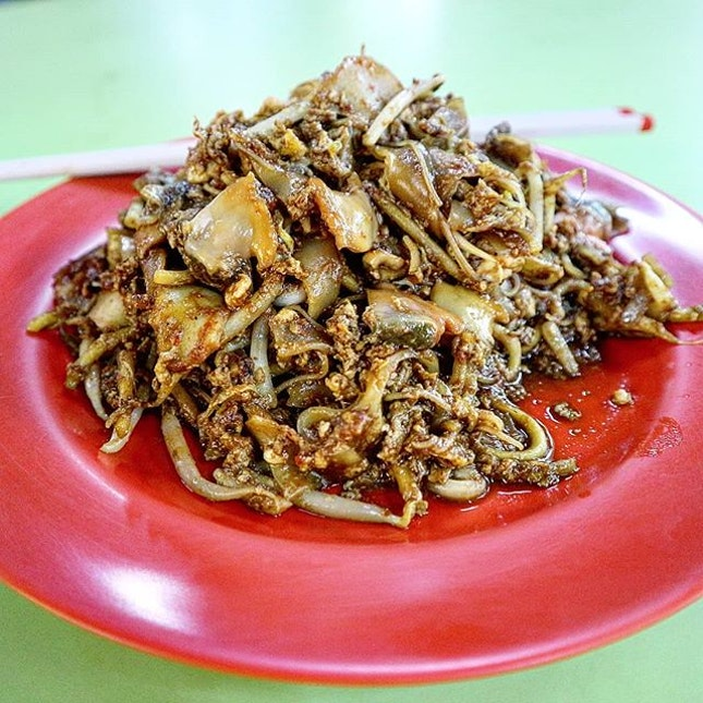 """What are the """"S'es"""" to describe char kway teow?"""