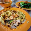 I crave wanton mee today.