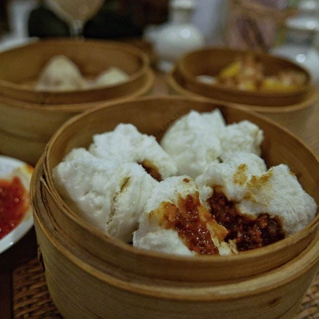 I'm such a sucker for Dimsum especially Char Siew Buns (BBQ Pork Buns) so it's a must to order a set.
