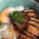 Char Siew Rice Bowl