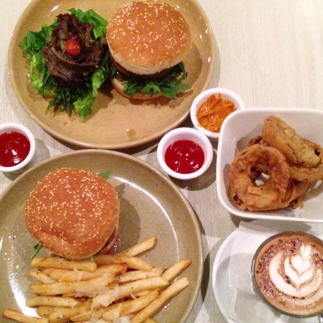 Beef Burgers Craving