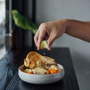 Chicken stew from @thuscoffee - The simple chicken stew, hearty, warm and so homely.