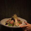Phenomenal Sashimi Salad