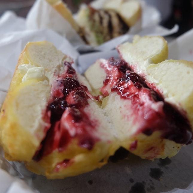 Berry Good Bagel