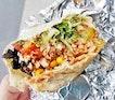 Burrito (SGD $7.80) @ Stuff'd.