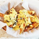 Salted Egg Wings (SGD $8) @ The RawR Kitchen.