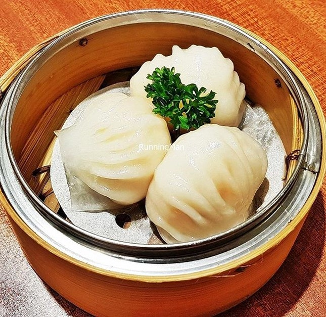 Prawn Dumpling Har Gow (SGD $5.20) @ Crab Corner.
