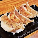 Yaki Buta / Pan-Fried Pork Dumplings (SGD $4.80) @ Gyoza-Ya.