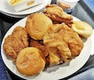 3 Person Combo Meal (SGD $41.20) @ Arnold's Fried Chicken.