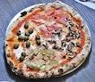 Le Tradizionali Pizze Stagioni (SGD $26) @ In Piazza.