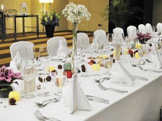 Festive Banquet @ Element Restaurant.