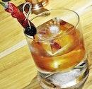 Cocktail Bespoke Rum-Based (SGD $21) @ Kafe Utu.