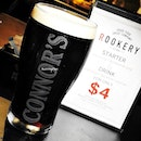 Beer Connor's Stout Porter (SGD $11 / $16) @ Rookery.