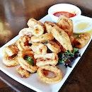 Calamari Frits (SGD $14.90) @ Royz Et Vous.