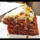 Carrot Cake (SGD $6) @ Baker & Cook.