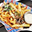 Truffle Fries Maximus (SGD $18) @ Mischief.